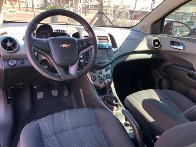 Chevrolet Sonic 1.6 FLEX LTZ MANUAL - Foto 7