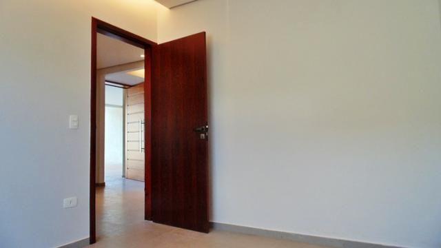 Magnifico sobrado moderno! 04 quartos, 02 suítes, espaço verde! - Foto 6