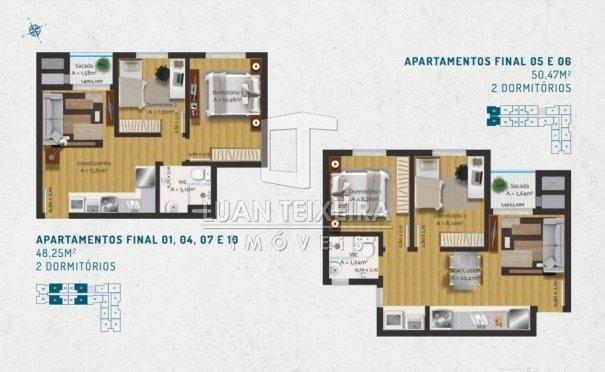 Duque 1128 - Apartamento em Lançamentos no bairro Fragata - Pelotas, RS - Foto 14