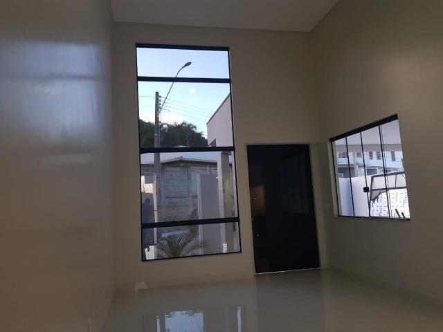 Casa Nova c/ 3 Suítes + Área de Lazer em Cond. Fechado na DF-425 - Sobradinho - Foto 8