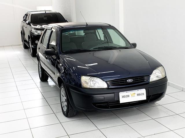 Fiesta 1.0 2001 4 portas - Foto 3