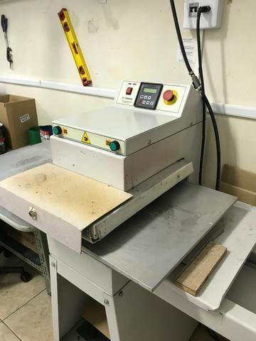 Máquina de embossing e sublimação metalnox ( 40cm X 50 cm )