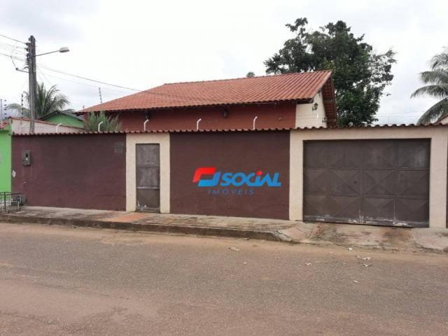 Casa para locação, Rua: Luiz de Camoês, Aponia. Porto Velho - RO