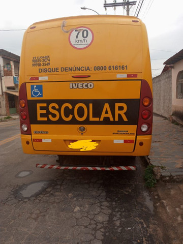 Micro ônibus Iveco cityclass 70c17 euro 5 2013 - Foto 4