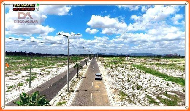 Loteamento em Horizonte as Margens da BR 116 a 30 minutos de Fortaleza - Foto 8