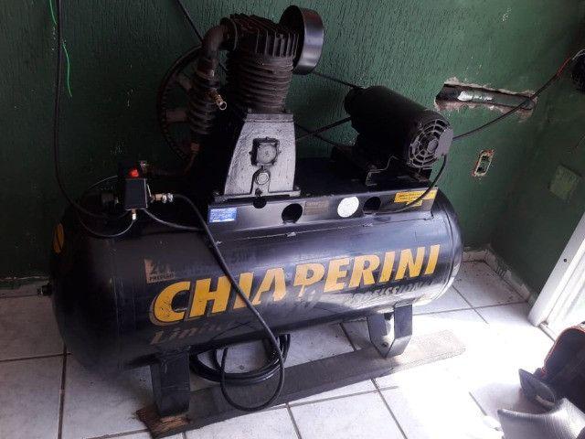 Compressor chaperine 20 pés - Foto 6