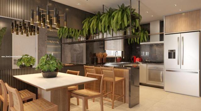 Apartamento para Venda em Blumenau, Fortaleza, 2 dormitórios, 1 suíte, 2 banheiros, 1 vaga - Foto 2