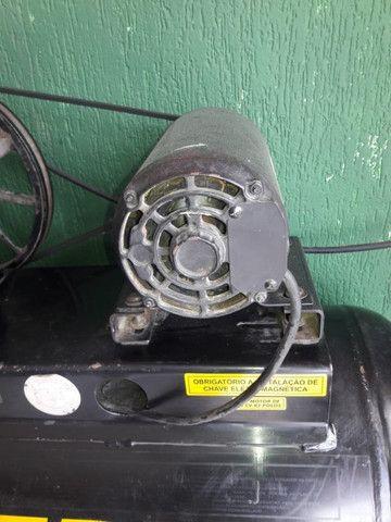 Compressor chaperine 20 pés - Foto 2
