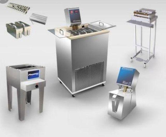 Maquinas para produção de picolé