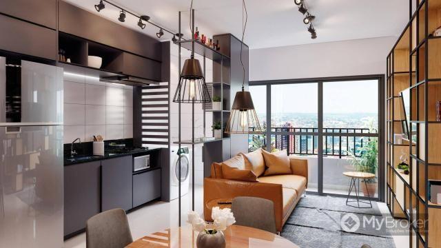 Apartamento com 1 dormitório à venda, 51 m² por R$ 260.000,00 - Setor Bueno - Goiânia/GO