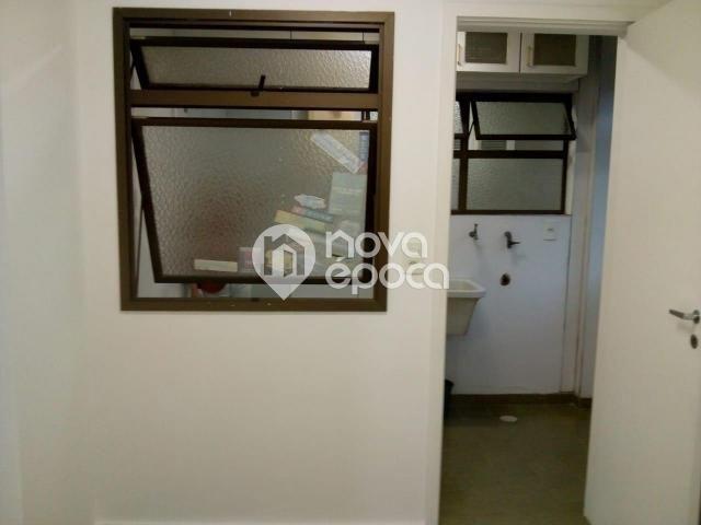 Apartamento à venda com 1 dormitórios em Cosme velho, Rio de janeiro cod:BO1AP47043 - Foto 15