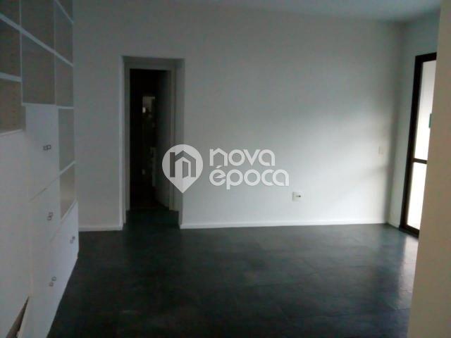 Apartamento à venda com 1 dormitórios em Cosme velho, Rio de janeiro cod:BO1AP47043 - Foto 3