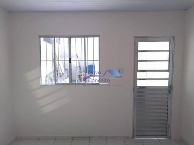 Casa com 2 dormitórios para alugar, 45 m² por R$ 1.500,00/mês - Jardim Novo Carrão - São P - Foto 5