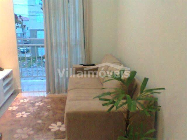 Apartamento à venda com 2 dormitórios em Parque prado, Campinas cod:AP008042 - Foto 3