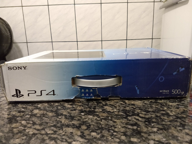 Caixa do PlayStation 4 Fat - Foto 4