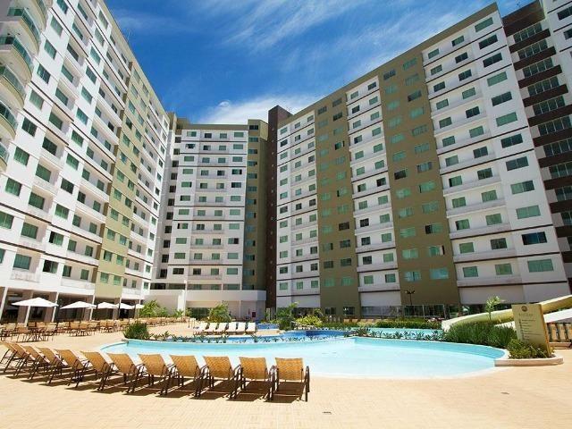 Riviera Park Apartamento com 01 Quarto Setor Turista I, em Caldas Novas GO - Foto 5