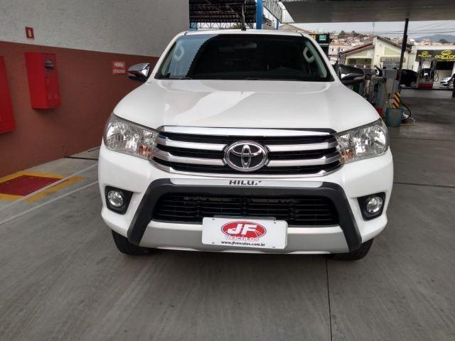 Hilux CD SRV 4x4 2.8 TDI Diesel Aut. - Foto 5