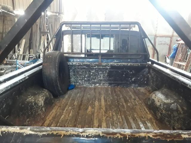 Ford F100 94 Diesel cabine estendida - Foto 3