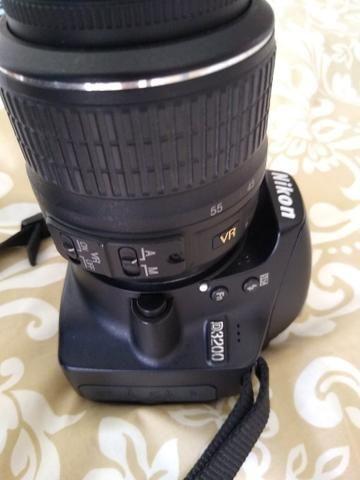 Nikon D3200 +flash circular - Foto 5