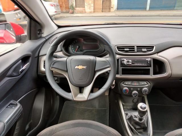 Chevrolet Prisma 1.4 LT 8v Flex+ GNV 5° Geração Novo Demais 2016 - Foto 8