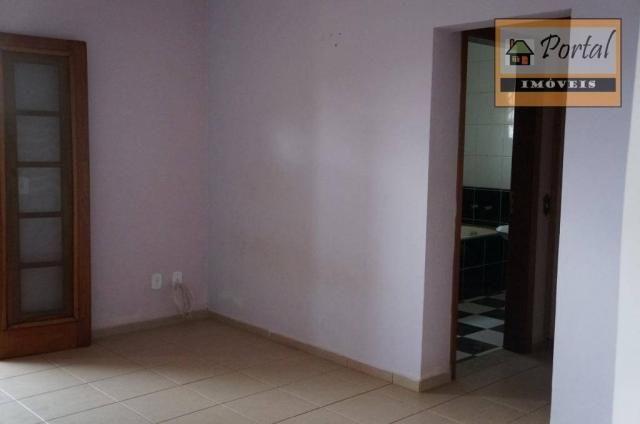 Chácara com 2 dormitórios para alugar, 250 m² por R$ 2.600/mês - Gramado Santa Rita - Camp - Foto 17