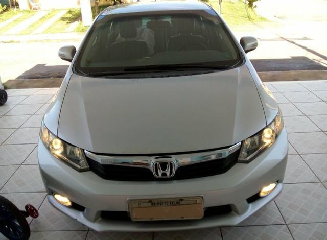 Honda civic lxr 2.0 2013 /14 autômatico - Foto 2