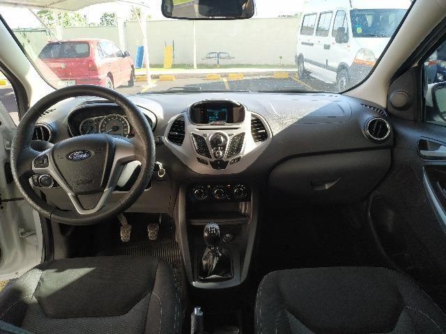 Ford KA 1.0 SEL - 2016 - IPVA 2020 pago - Foto 5