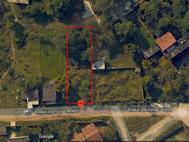 Terreno em Ipiiba 612m2 - Foto 2