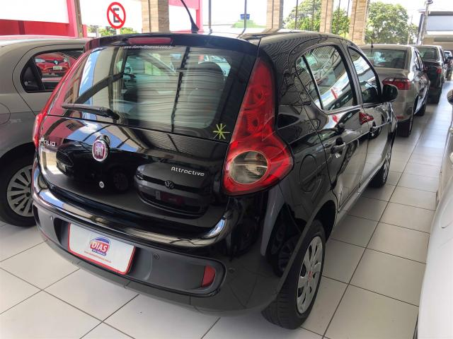 Palio 2012/2013 1.0 mpi attractive 8v flex 4p manual - Foto 8