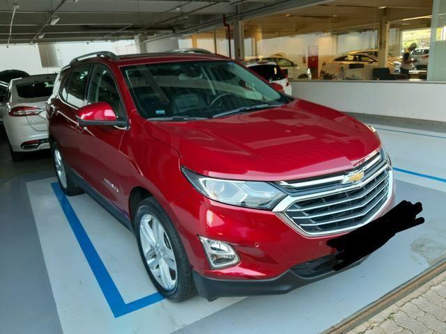 Vendo ou troco GM Equinox Premier AWD 2.0 turbo 262 CV AT 18-19 12.050 km R$149.900,00 - Foto 3