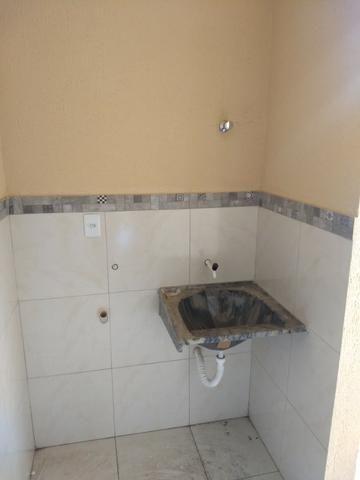 As Melhores Casas em Extremoz, 2 quartos (1 suíte e Closet) Doc. Grátis + Brinde Especial - Foto 8