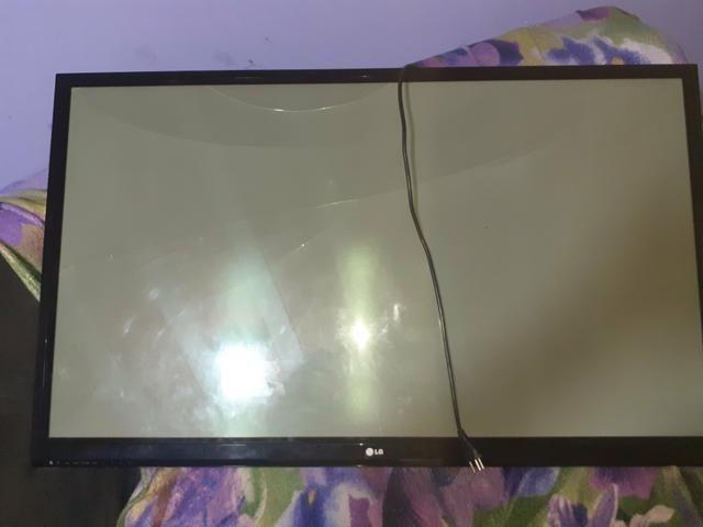 TV LG telão