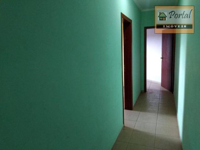 Chácara com 2 dormitórios para alugar, 250 m² por R$ 2.600/mês - Gramado Santa Rita - Camp - Foto 11