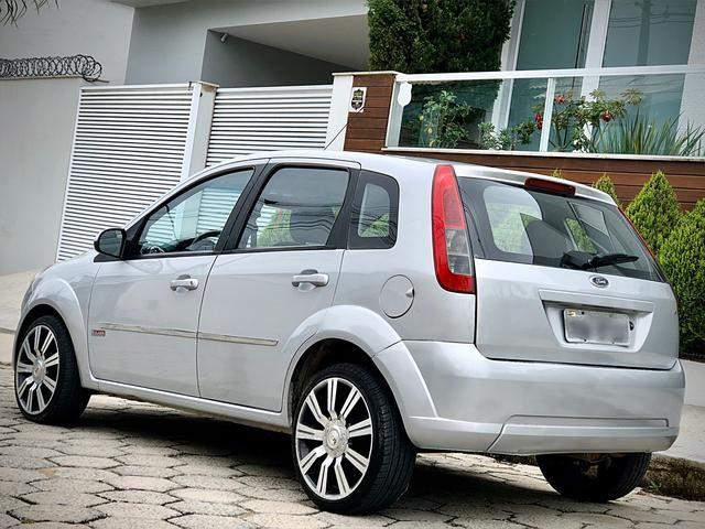 Fiesta 1.6 Class 2013 muito Novo!! Completo - Foto 3