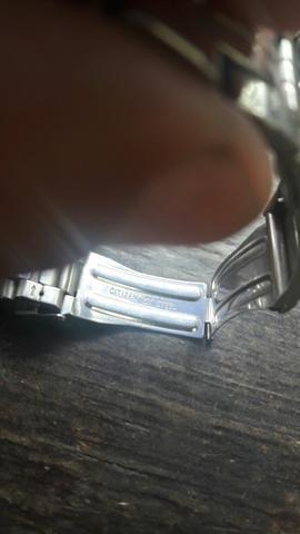 Relogio citizen wr 100 cronograph mascara nega - Foto 3
