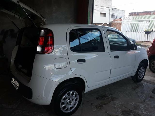 Fiat uno vive 2014/2014.!IPvA 2020 pago só transferir!! - Foto 7