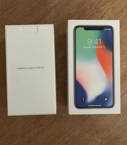 IPhone X 256gb Impecável - Última semana à venda - Foto 5
