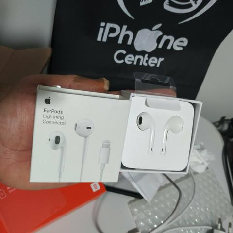 Fone de ouvido Apple lacrado!! Original