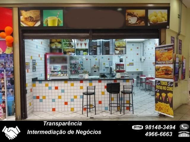 Cafeteria Confinada em Hipermercado com movimento 35 mil em Guaianazes. Ref. 1185