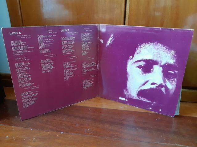 3 discos Lp Benito di Paula