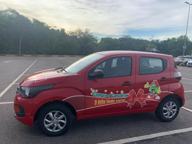 Fiat Mobi Easy 1.0 Flex 2018/2019 - novo 0KM
