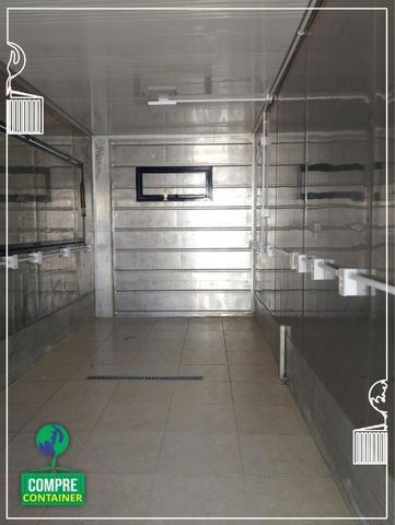 Lanchonete em Container Reefer-R$ 14.900,00 - Foto 3