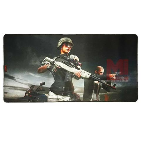 Mouse Pad Gamer Extra Grande 800x400x3mm Barato P/ Pc Notebook - Foto 2