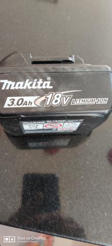 Bateria Makita 18v 54 w/h - Foto 4