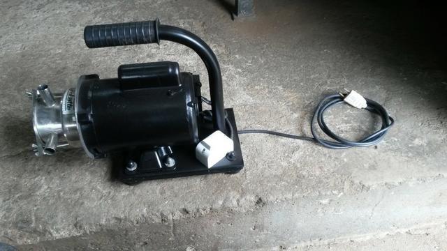 Bomba de transferência de 1/2 cv 220 volts