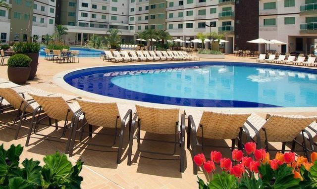 Riviera Park Apartamento com 01 Quarto Setor Turista I, em Caldas Novas GO - Foto 4