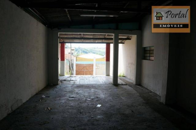 Terreno para alugar, 100 m² por R$ 600/mês - Vila Tavares - Campo Limpo Paulista/SP - Foto 4
