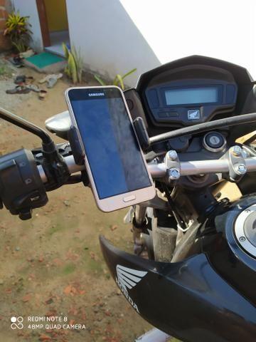 Suporte pra celular (moto ou bike) - Foto 3