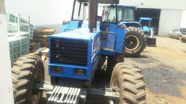 Trator new holland 8830 - Foto 4