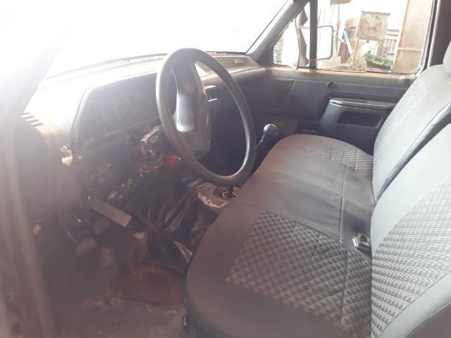 Ford F100 94 Diesel cabine estendida - Foto 2